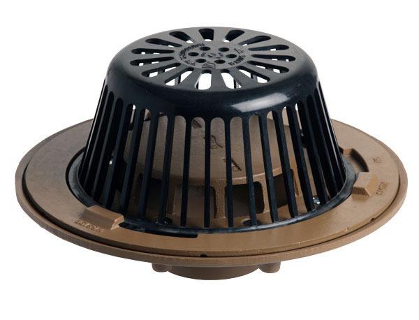1005 Siphonic Roof Drain Jay R Smith Mfg Co