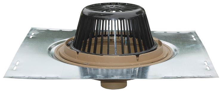 1010 Amp 1020 15 25 Quot Diameter Roof Drain Amp Low Profile Dome