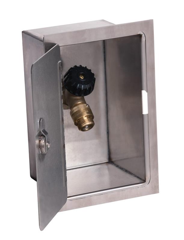 5572 Mild Climate Anti Siphon Sillcock Amp Ss Box Jay R