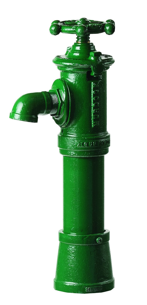 Compression Type Non Freeze Post Hydrant With 1 1 2