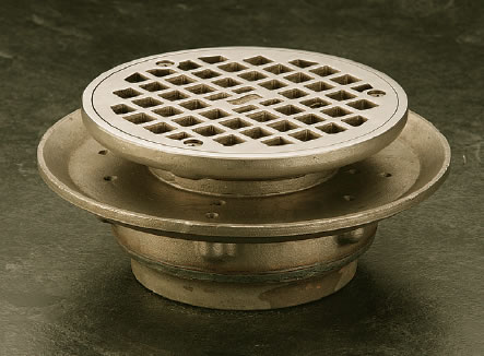 Floor drains with adjustable strainer head jay r smith mfg co order guidelines for specialties jpg 9700 general purpose floor drain with adjustable strainer head for light duty use tyukafo