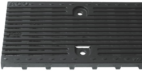 Ada Compliant Slotted Ductile Iron Grate Extra Heavy Duty