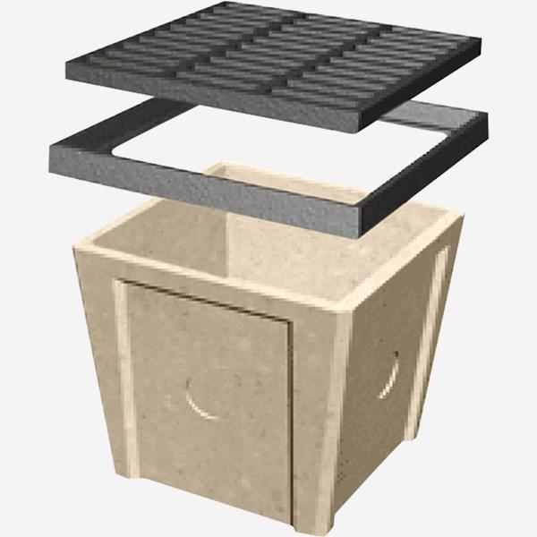 9846 Sump Boxes Polymer Concrete Jay R Smith Mfg Co