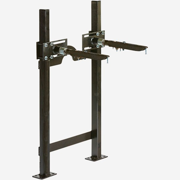 0710 Labor Saver For High Back Lavatories Floor Mounted