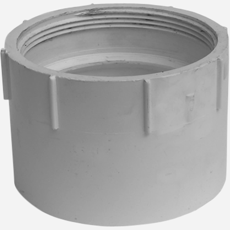 Adjustable PVC Floor Drain for Non-Membrane Floors