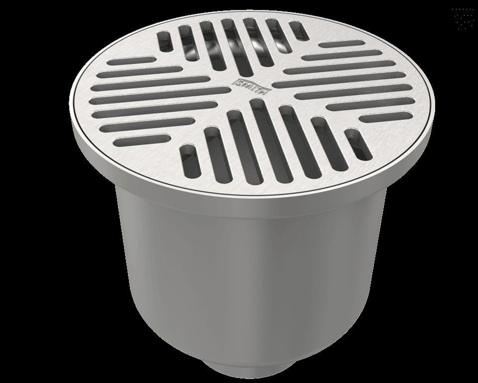 General Purpose Floor Drains For Medium Duty Use