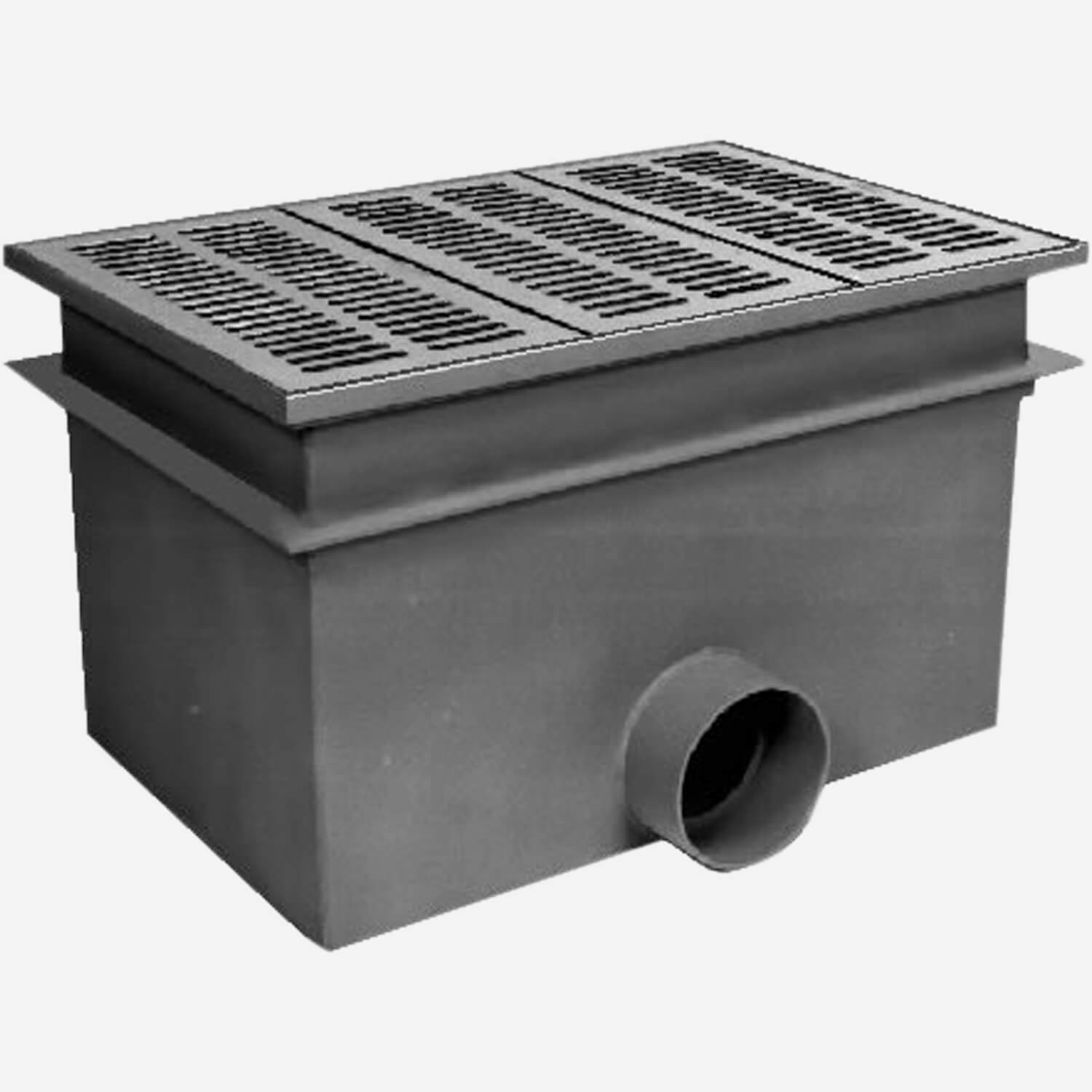 Large Capacity, Side Outlet Special Purpose Drain