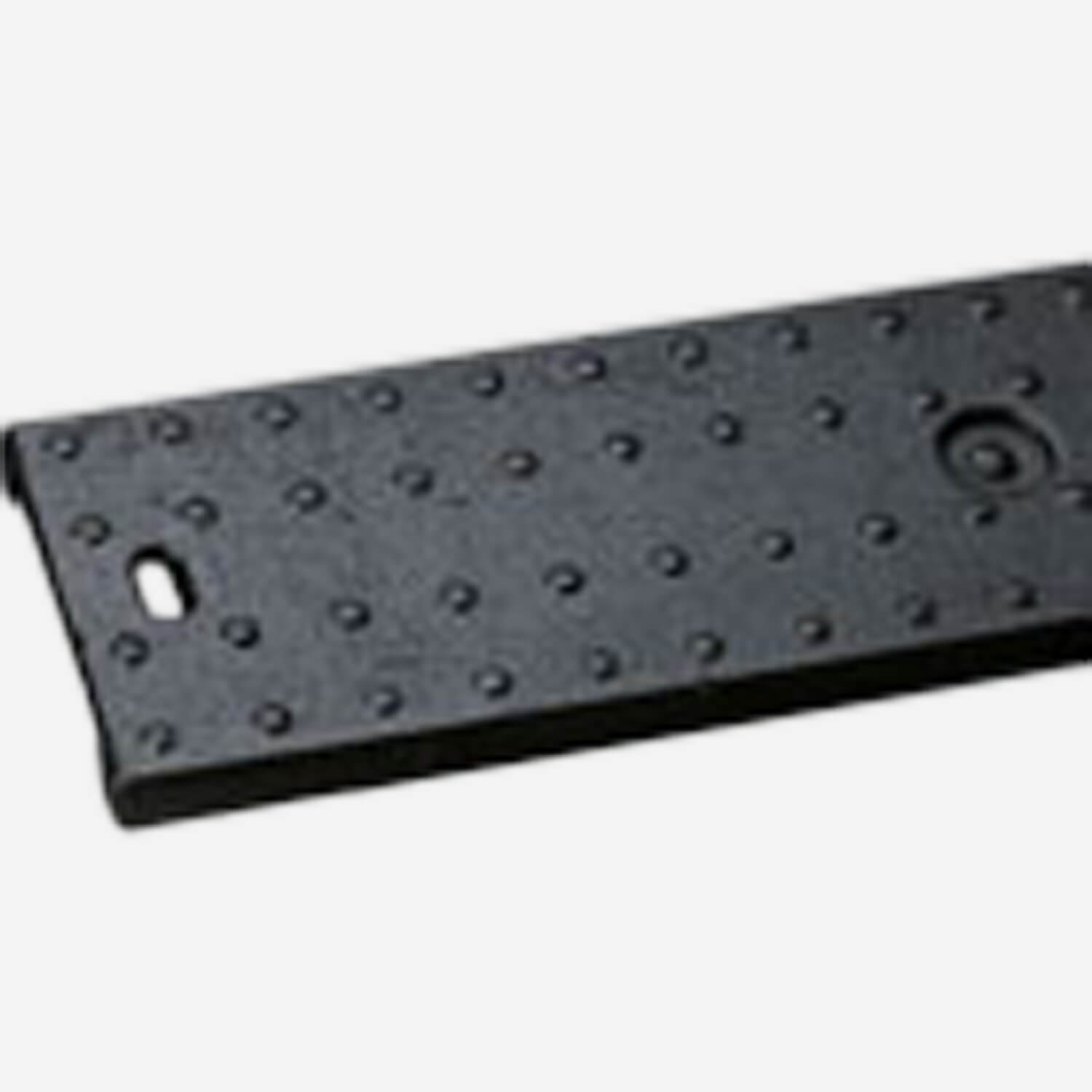 Solid Ductile Iron Grate (Extra Heavy Duty)