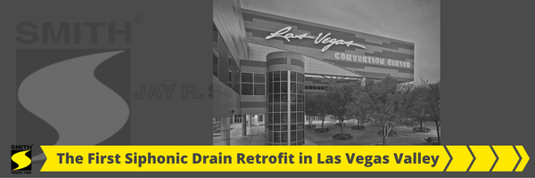 The First Siphonic Drain Retrofit in Las Vegas Valley