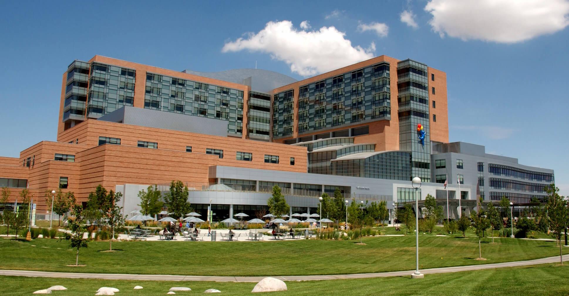 Children's Hospital Colorado Anschutz Medical Campus