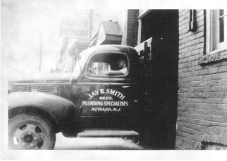 Original Jay R. Smith Mfg. Co. Truck