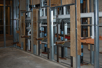 interior plumbing