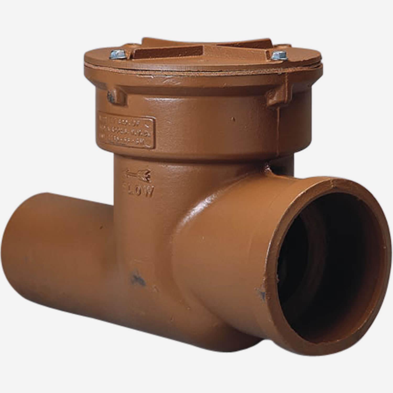 Sewer Backwater Valves