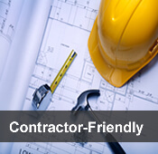 Contractor-Friendly Products