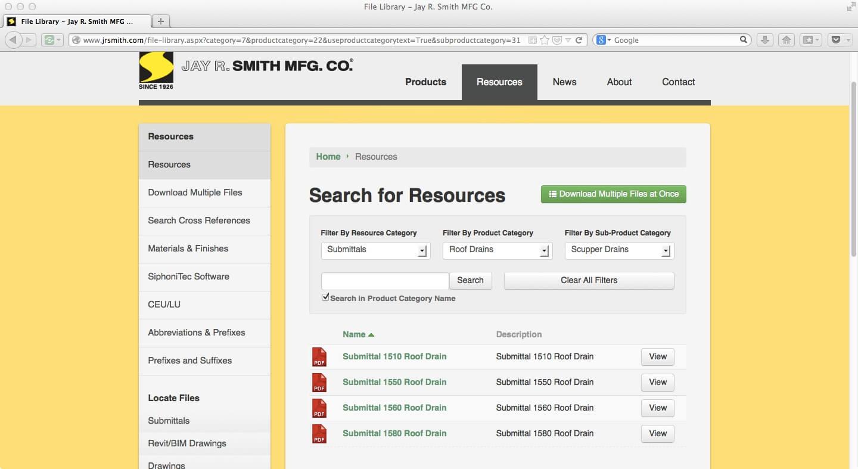 Desktop Screenshot of Jay R. Smith Website