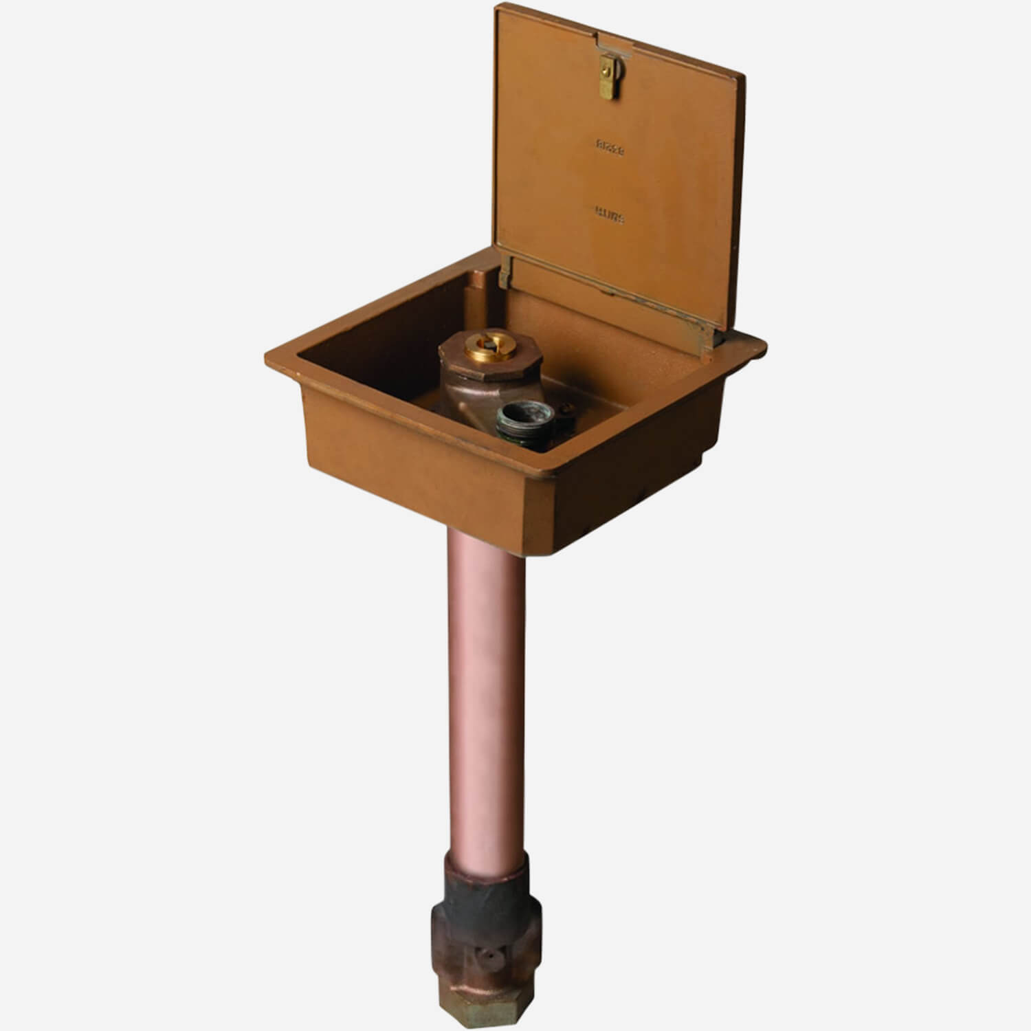 Non Freeze Boxed Ground Hydrants Jay R Smith Mfg Co