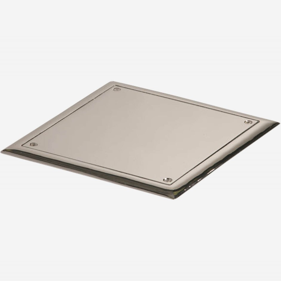 4730 Amp 4735 Wall Access Secured Cover With Square Frame