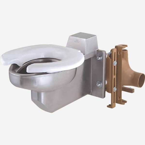 9901 Bariatric Wall Mounted Toilet Jay R Smith Mfg Co