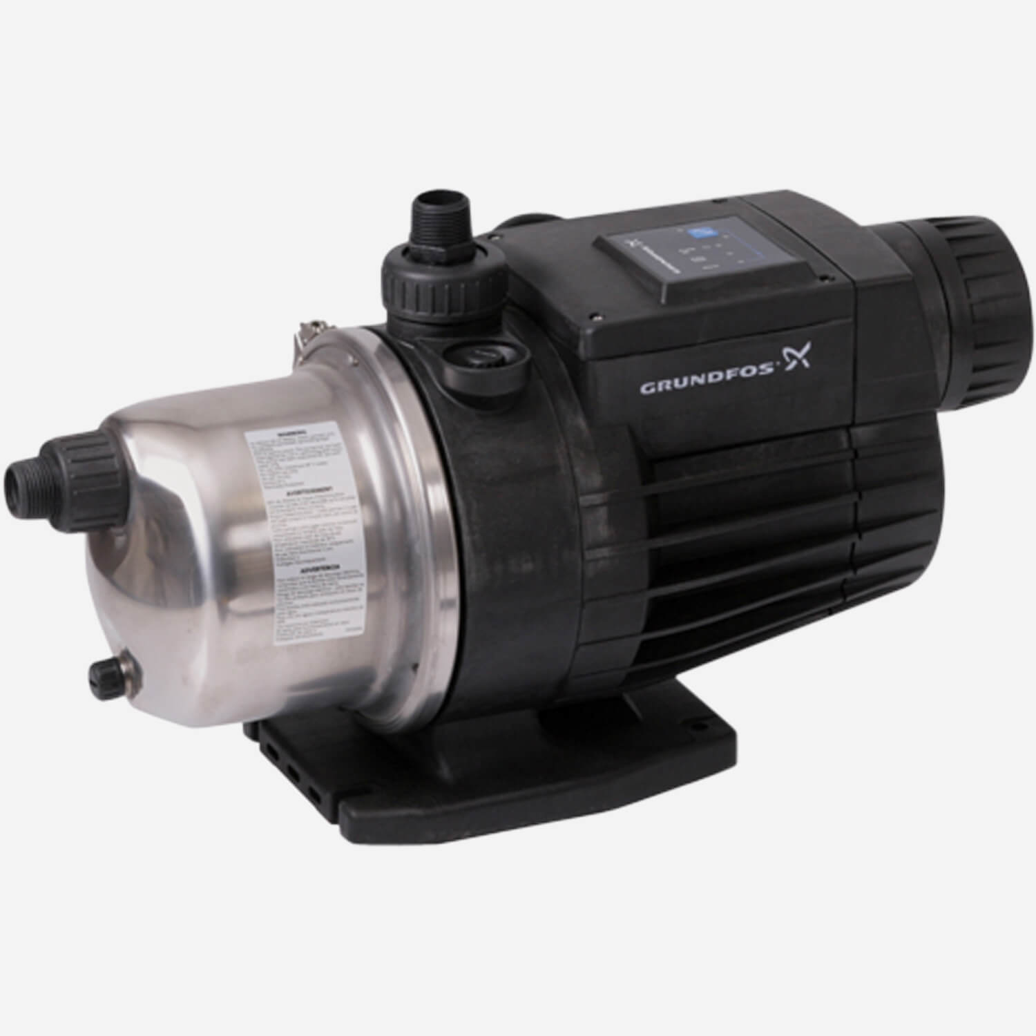 Suction/Booster Pump