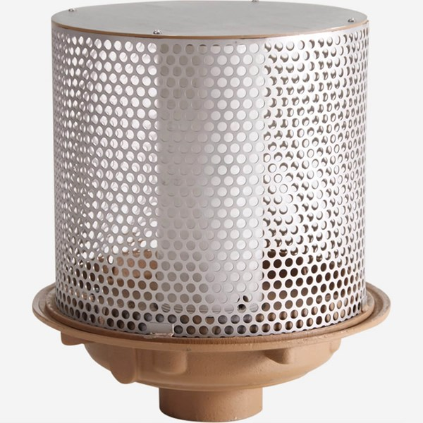 1901 Green Roof Planter Drain Amp Overflow Standpipe Jay R