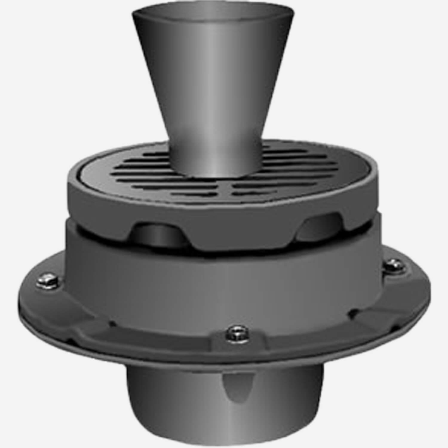 Adjustable Round Top and Round Funnel