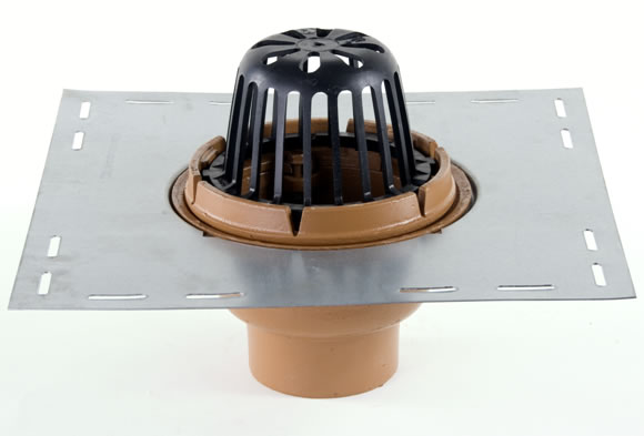 Jpg 1330 Rdp 8 1 2 Diameter Low Profile Dome With Deck Plate Order  Guidelines For. Roof Drain Outlet Cover Aurora ...