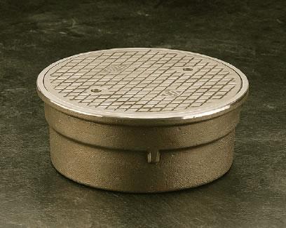 9760 - Round Deck Plug - Jay R  Smith MFG Co