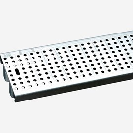 Perforated Galvanized Steel Grate (Heavy Duty)