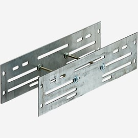 Support with Reinforcing Plates for High Back Lavatories with Concealed Hanger - Wall Mounted