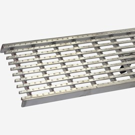Stainless Steel Medium Duty ADA Grate