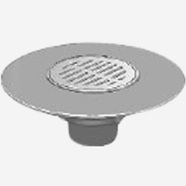 Floor Drain with Adjustable Lip Dimension