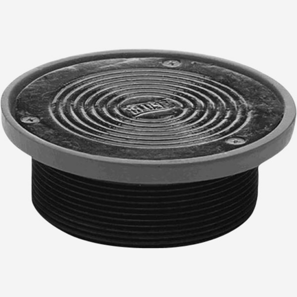 410 Adjustable Floor Cleanout For Non Membrane Floors