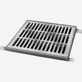Cast Iron Square Hole Grate
