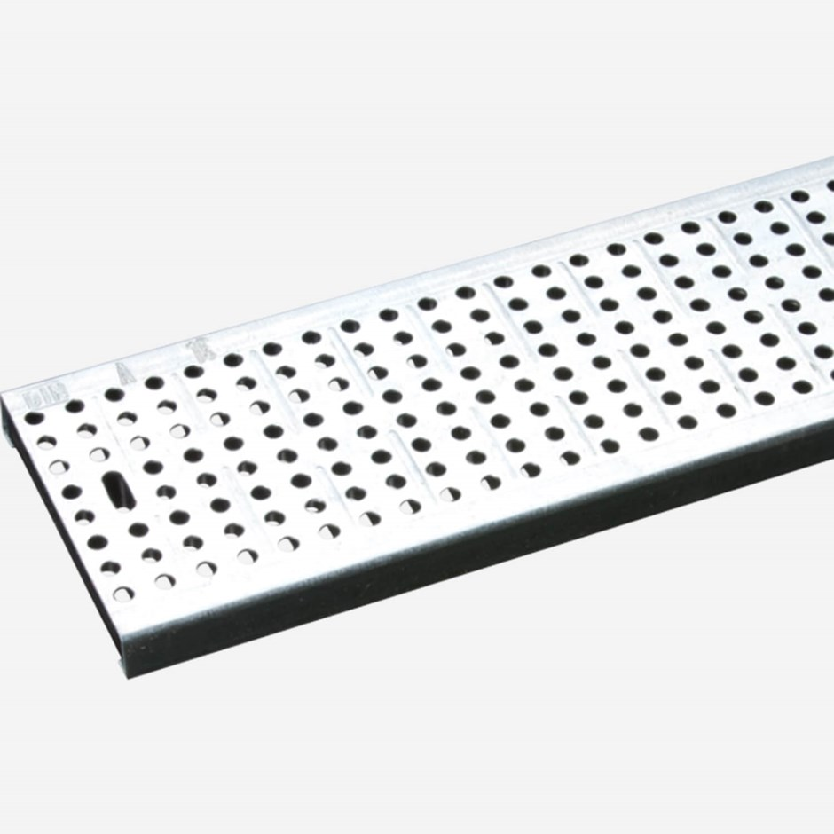 Perforated Stainless Steel (Load Class C: Heavy Duty Grate