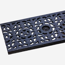 Mosaic Ductile Iron (Load Class C: Heavy Duty Grate)