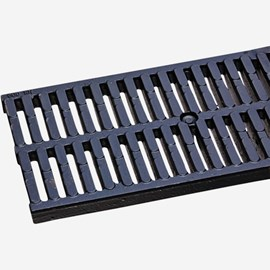 Slotted Ductile Iron Grate (Load Class E: Extra Heavy Duty)
