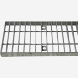 "Bar Type Stainless Steel Grate - 1"" Spacing (Heavy Duty Grate for 9812 Drainage System)"