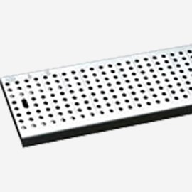 Perforated Galvanized Steel Grate (Light Duty)
