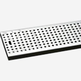 Perforated Stainless Steel Grate (Light Duty)