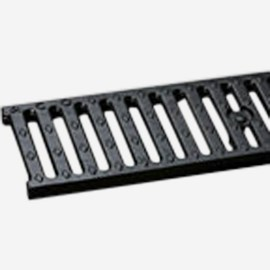 Slotted Ductile Iron Grate (Extra Heavy Duty)