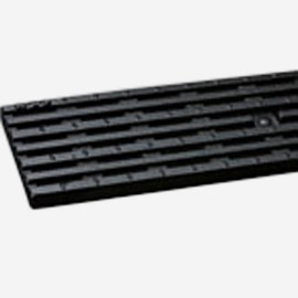 ADA Compliant Slotted Ductile Iron Grate (Extra Heavy Duty)