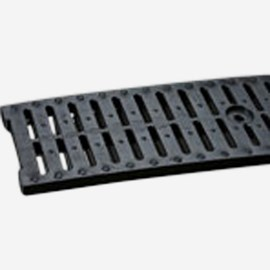 Slotted Polypropylene Grate (Light Duty)