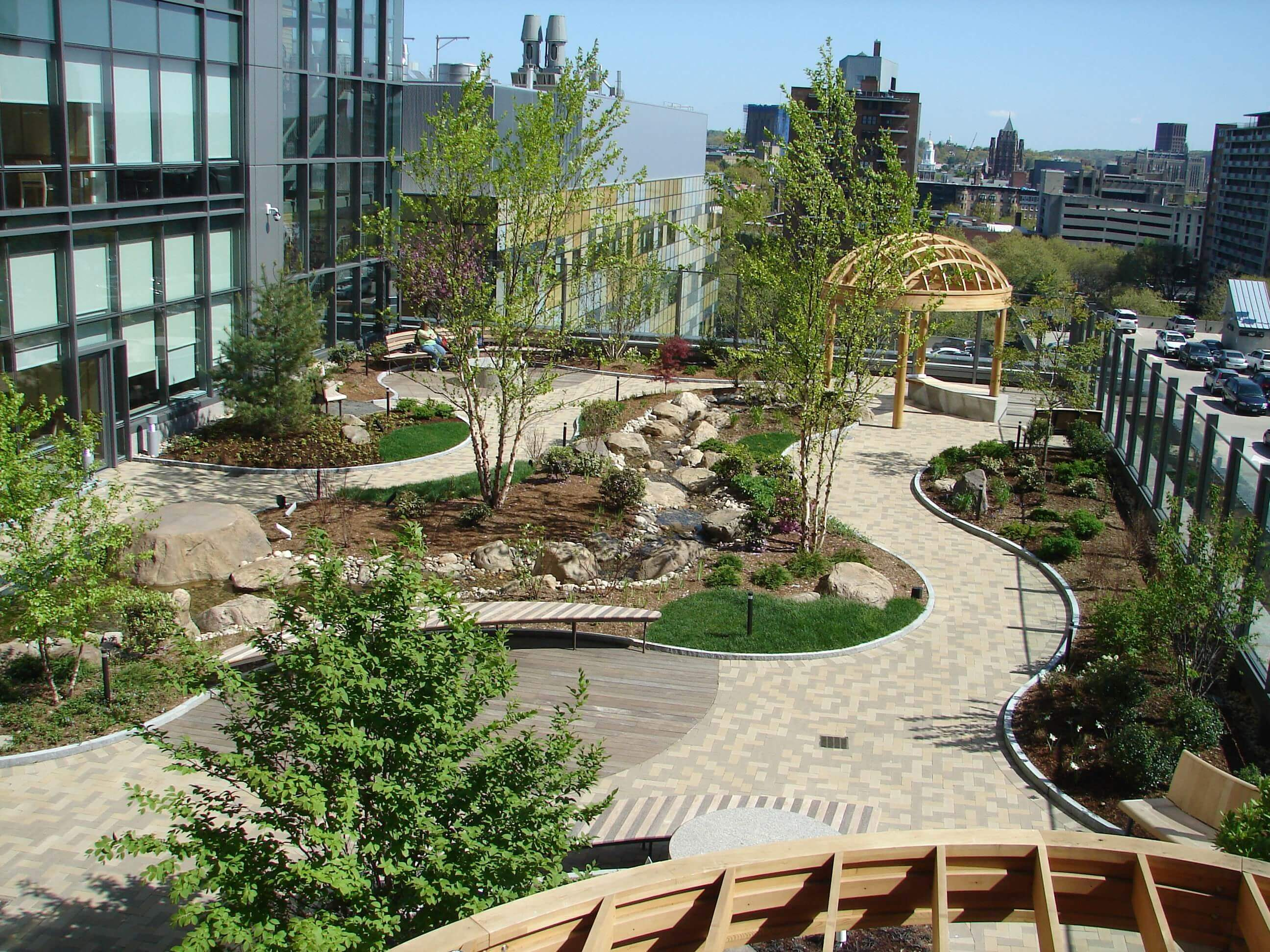 Design Green Landscapes: Environmental Benefits Of Green Roofs In Commercial And