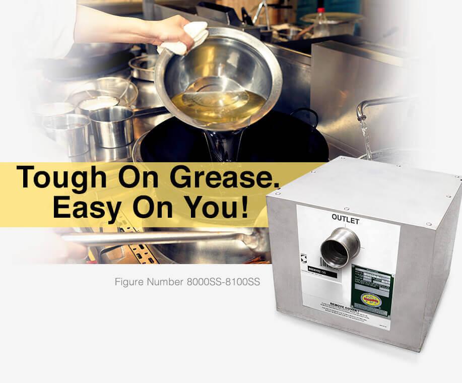 Stainless Steel Grease Interceptors - Commercial Restaurant