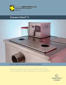 Jay R. Smith Mfg. Co. Introduces Grease+Gard® II