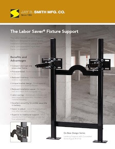 Jay R. Smith Mfg. Co. Releases Updated Labor Saver<sup>®</sup> Flyer