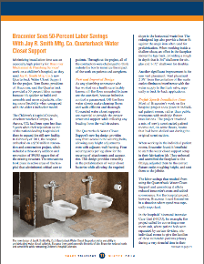 MCAA Water Closet Article