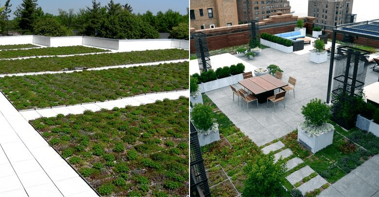Green Roof Drains Product Alert Jay R Smith Mfg Co