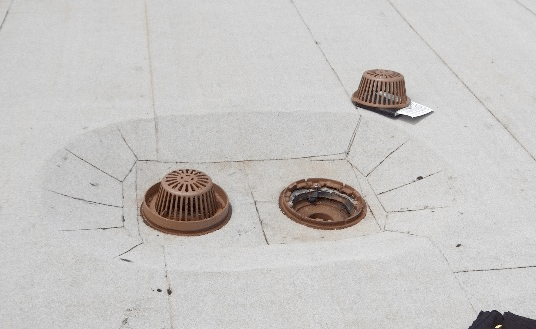 Large Capacity Roof Drains
