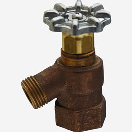 Bent Nose Hose Valves